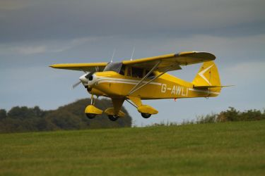 Piper PA22-150 Caribbean by SomersetCider