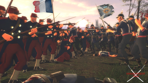 The Franco-Prussian war by Samuraiknight-1600