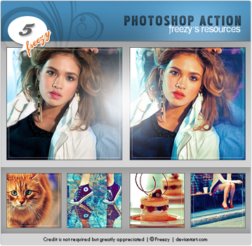 Photoshop action 05 by freezy-resources