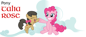 Talia And Pinkie by doctormo