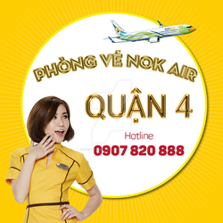 Phong ve Nok Air quan 4 by dailyvemaybay