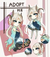 Adopt Auction (closed) by Nekoichu