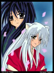 +InuYasha+ Ve2CG for Timaeus by ToonGirl