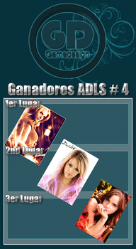ADSL No.4 Winners Wall by gamedesign-gfx