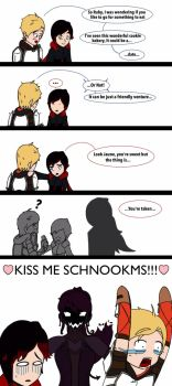 RWBY: Taken by PencilManners