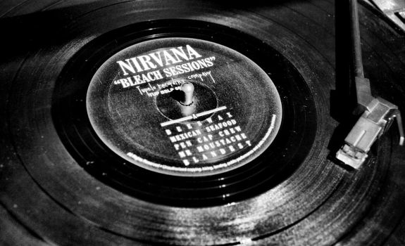 NIRVANA 'Bleach session' by Ange-Mort