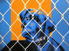 Caged by iheartart06