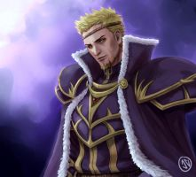 Zephiel, The Twisted King of Bern (Request) by jaeon009