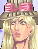 Fem Gyro by sharilelovesdrawing