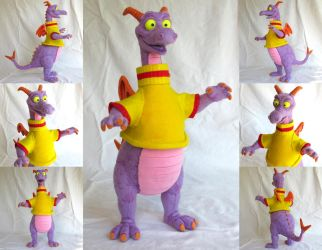 Figment from Journey Into Imagination by ToodlesTeam