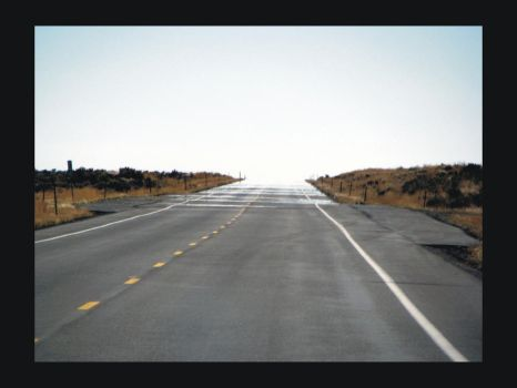 Disappearing Highway by Indelibly-Yours