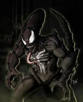 ALIEN SYMBIOTE by Grimcrest