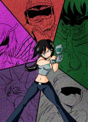 Fight Girl by Ca--iN