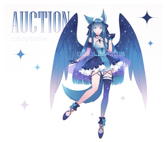 [CLOSED TY] Starry night baby auction by SashaKim