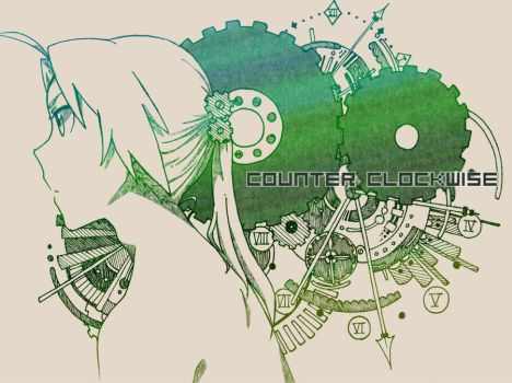 Ed: Counter Clockwise by c0ralus