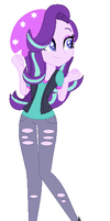 Transform Rarity base into Stirlight Glimmer !!! by GlitterStar200