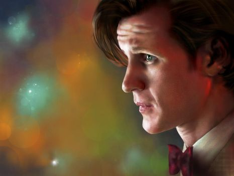 'Ancient and forever' - (Doctor Who) by DarrenCarnall