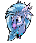 Comm - Silverstream Being Double Cute by Glitchdove
