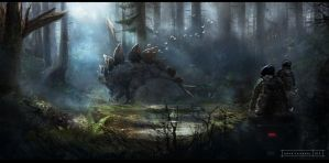 Uninvited Guests by jamesdesign1