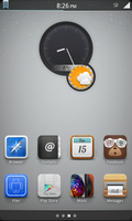 Weather Clock for UCCW by Taine0