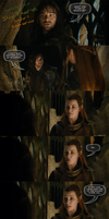 The Adventures of Silly Tauriel 2 - Room Service by yourparodies