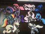 Final Pony Patches ^_^ by GlitterFox