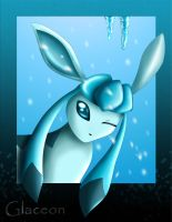 Glaceon by SonARTic