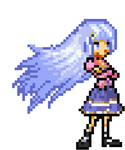 Miku Izayoi Sprites (Unfinished) by RockMan6493