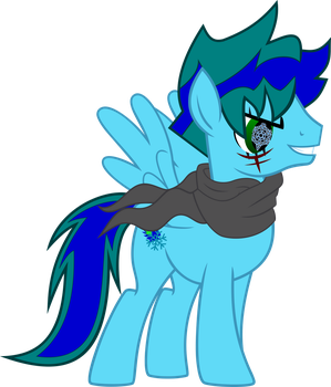 Possessed Frost by FrostyBrony