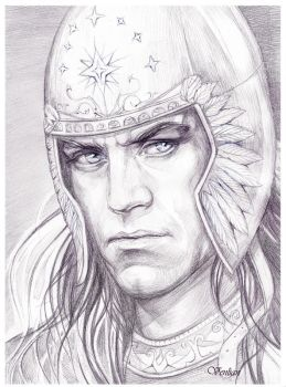 Word of Feanor by Venlian