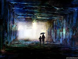 tunnel by aiculedssul