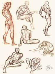 figures 6 by Luthie13