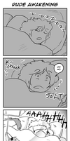 ToaG: Rude Awakening by TriaElf9