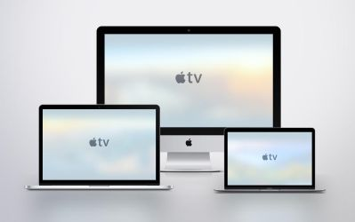 Apple TV Wallpapers by JasonZigrino