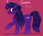 Cosmic Rain (adopted) by BlueLink