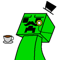 Posh Creeper by World9-2Productions