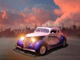 The Car by myeditz