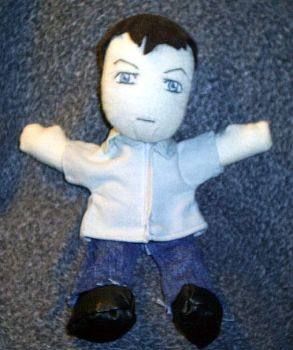 greg graffin plushie for chris by empresskyrav