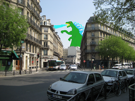 Le Godzille by OperaGhost21