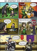 No Strategy For Fatherhood (Fire Emblem Awakening) by Quetzalcoatl2k
