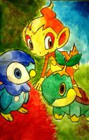 fin pokemon 3 types by 786sanary123