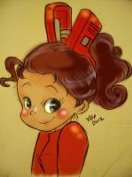 Arrietty_colord by asami-h