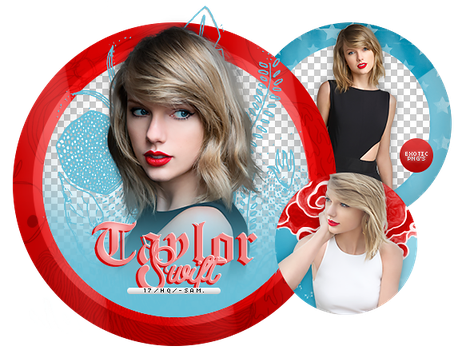 Pack Png 2457 // Taylor Swift. by ExoticPngs