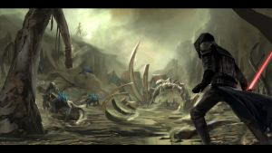 Force Unleashed scr 1 by NoOne00