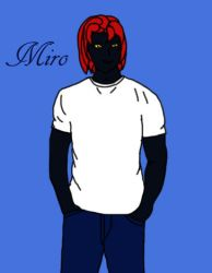 Miro Sketch by LanaZaire