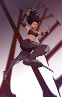 X-23 by Robaato by hierojux