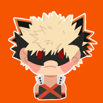 Bakugou by cuppaint