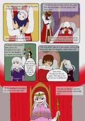 The devils daugther page 2 by Chibiklompen