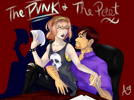 P for the Punk and the Poet by AlainaRayne