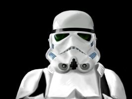 Stormtrooper by Obiwan00